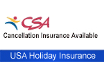 JCHolidays - USA holiday insurance