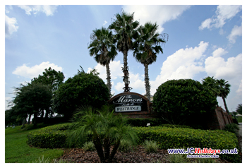JCHolidays Florida vacation rental villa at the Manors at Westridge Orlando, Florida