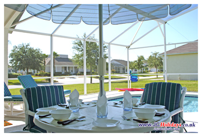 JCHolidays Florida Vacation Rental Villa Special offers on rates